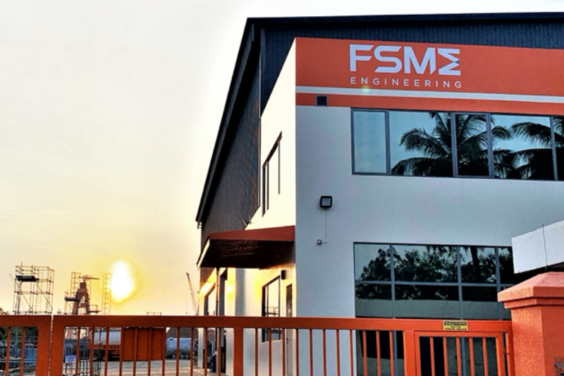 THE FSME BUILDING & OPERATIONS By the Numbers